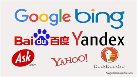 best search engines in world top 10 most popular search engines 2018 list in
