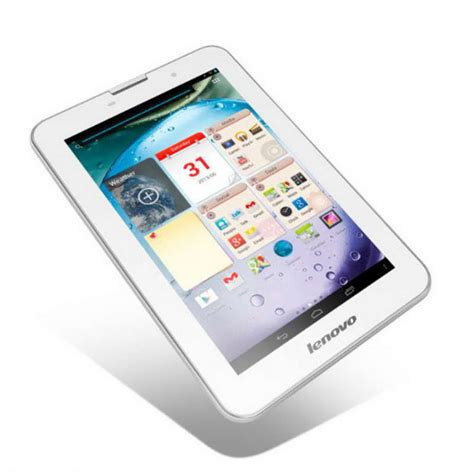 Lenovo A3000 Tablet 3g lenovo a3000 7 quot android 3g phone tablet pc w 1gb ram 8gb rom white free shipping dealextreme