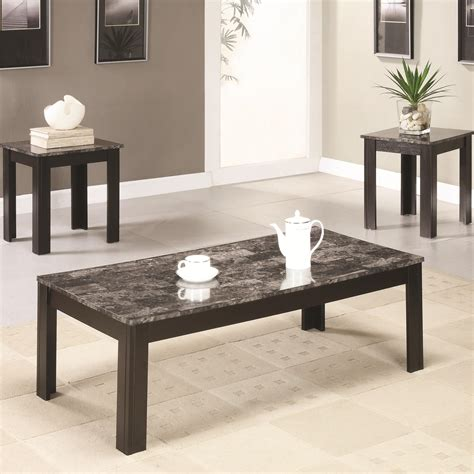 bana home decor 701508 3 occasional table set with