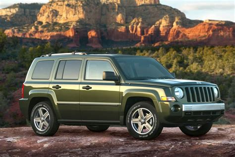 2010 Jeep Patriot Safety Rating 2010 Jeep Patriot Overview Cars