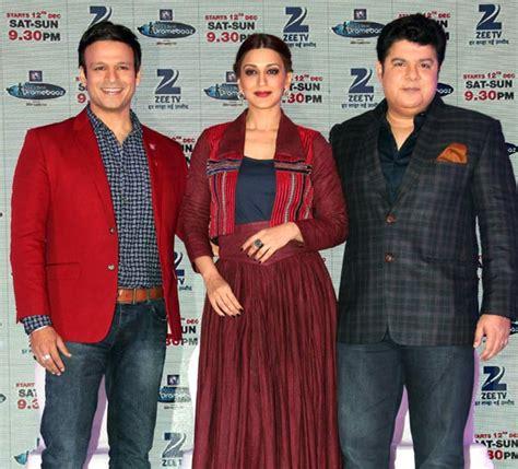 dr vivek dahiya reviews vivek oberoi sonali bendre and sajid khan at launch of