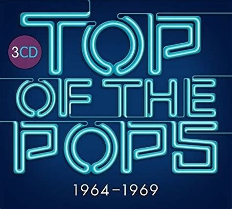 Cd Va Songs 3cd Imported sealed 3 cd set various artists top of the pops 1964 1969 2016 umc import vinylbay777