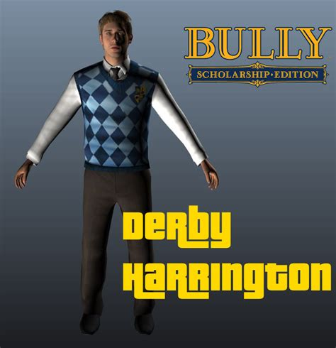 download mod game bully pc bully scholarship edition derby harrington gta5 mods com