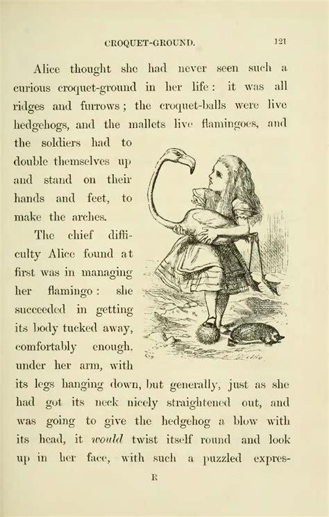 alice in wonderland book pages wesharepics page lewis carroll alice s adventures in wonderland djvu