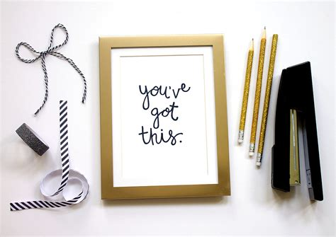 Motivational Desk Accessories Motivational Desk Decor Photos Yvotube