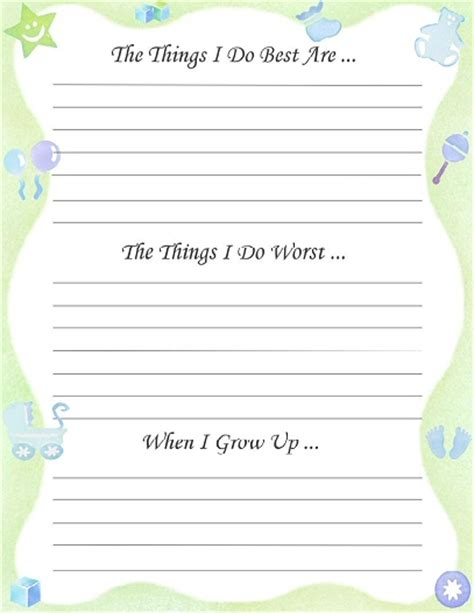 baby log book template free printable baby book pages scrapbookscrapbook