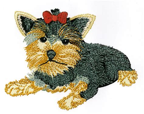embroidery design yorkshire terrier yorkshire terrier embroidery designs makaroka com