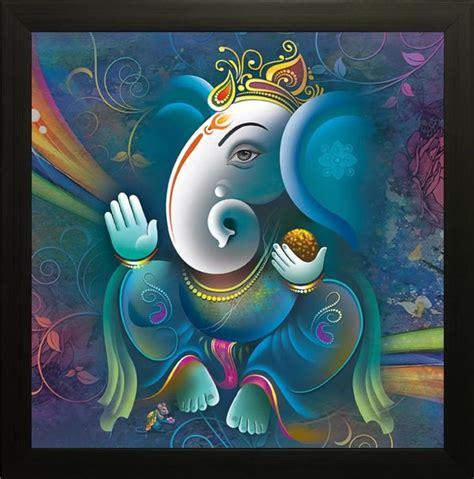 acrylic paint near me best 20 hindu ideas on ganesha ganesha