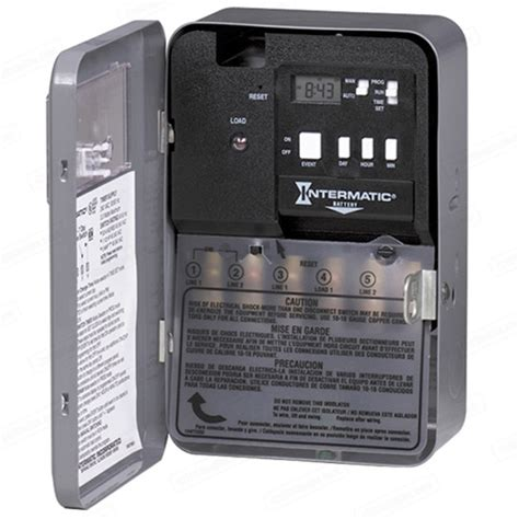 intermatic eh40 electronic water heater timer