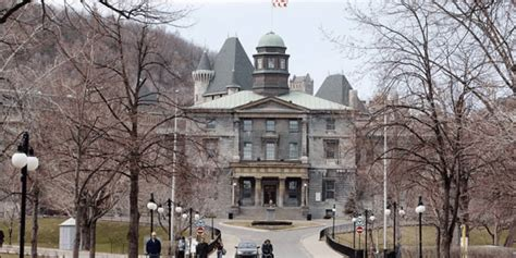 Average Scholarship Mba Mcgill by Mcgill Montreal Mcgill Review