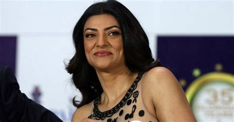 sushmita sen thoughts sushmita sen urges people to think of concrete solutions