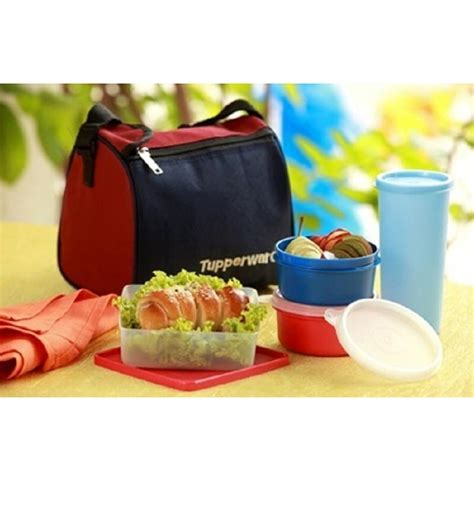 Tupperware Domino Set wow offer on tupperware lunch box with insulated bag save 25