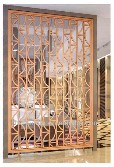 decorative partitions stainless steel decorative screen living room divider partition buy room divider laser cut
