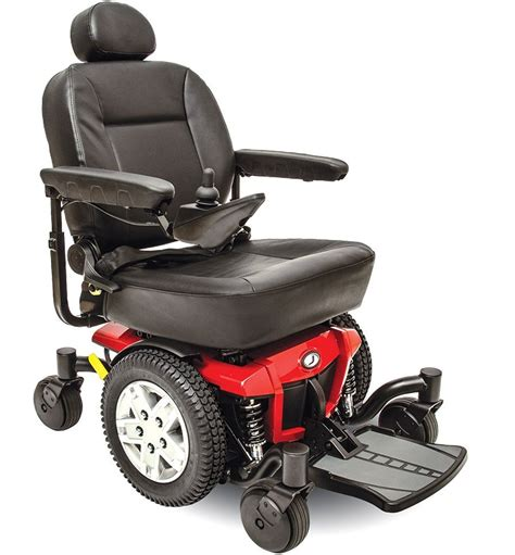 Jazzy Chairs Jazzy 600 Es Power Chair