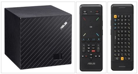 Android Tv Box Asus asus qube tv box to launch on april 23rd