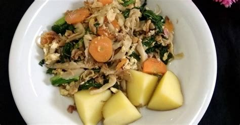 resep jamur tiram putih enak  sederhana cookpad