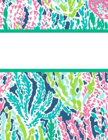 lilly pulitzer binder cover templates the preppy ballerina preppy goes back to school a fourth