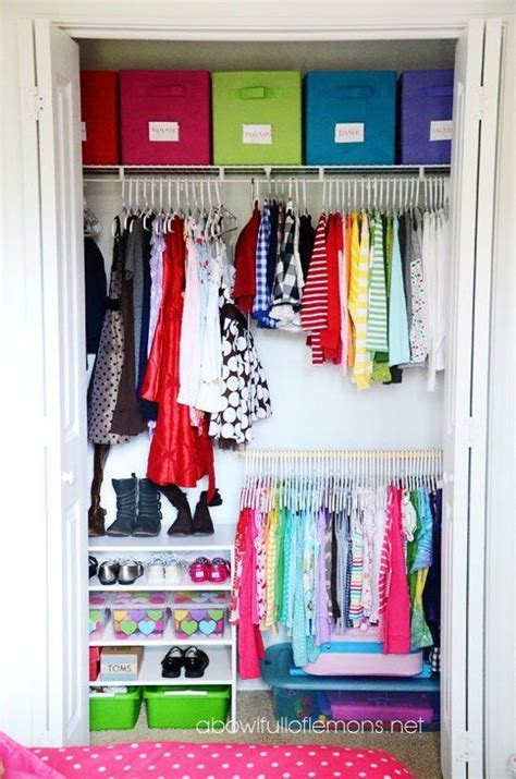 how to organize your closet apartment therapy organization inspiration ideas for efficient kids