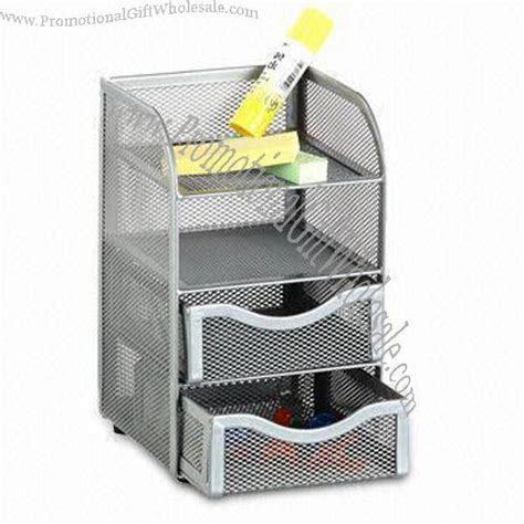 mesh 4 tier desk organizer cheap price 1191105500