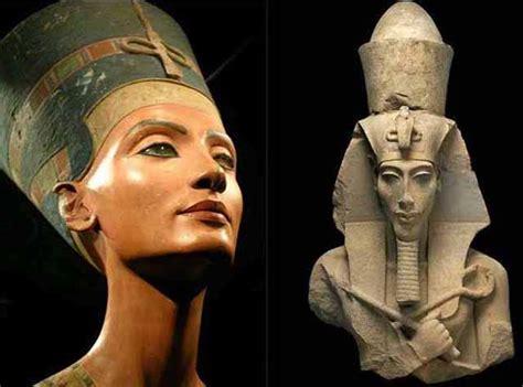 Lipstik Nefertiti eighteenth dynasty of akhenaten
