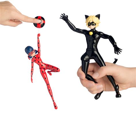 figure features dec158398 miraculous ladybug feature figure asst