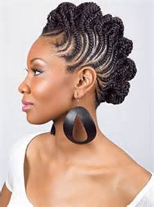braided pin up hairstyle for black short braided hairstyles you re going to love stylecaster