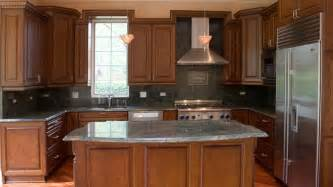 Kitchen Cabinet Maple Maple Kitchen Cabinets Casual Cottage