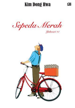 Novel Grafis Warna Air 1 sepeda merah klub buku indonesia