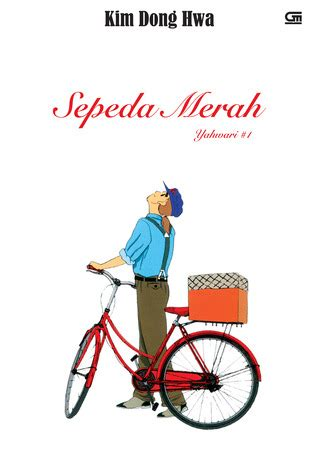 Dong Hwa Warna Tanah Buku 1 sepeda merah klub buku indonesia