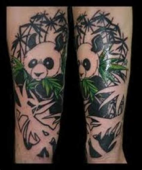 panda tattoo ideas amazing panda designs tattoos book 65 000