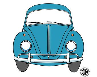 volkswagen bug clip vehicle clipart vw bug pencil and in color vehicle