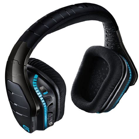 Headphone Gaming Logitech logitech unveils a new pair of gaming headphones eteknix
