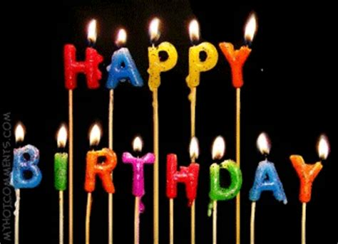 Lilin Happybirthday gambar animasi ulang tahun lucu ucapan selamat ultah happy