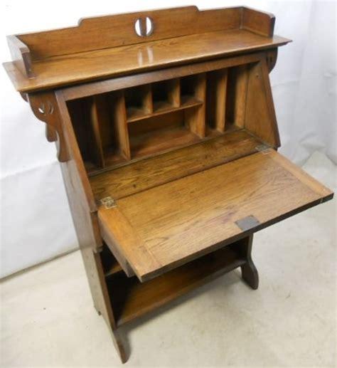 Bureau Writing Desk Uk by Arts Craft Oak Writing Bureau Desk Craft Oak