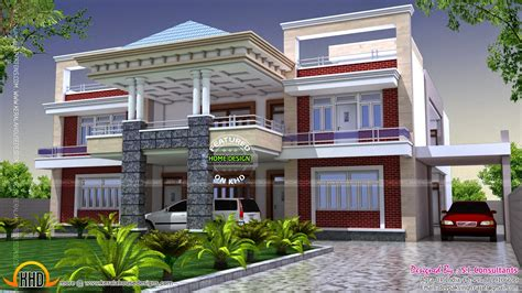 indian luxury house kerala home design and floor plans
