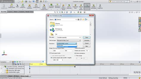 Rendering Animation With Photoview In Solidworks Grabcad | rendering animation with photoview in solidworks grabcad