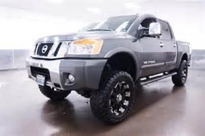 Lifted 2008 Nissan Titan Nissan Titan 4x4 Lifted Mitula Cars