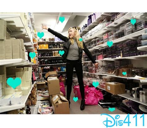 Peyton List Closet by Photos Peyton List In New York February 15 2014