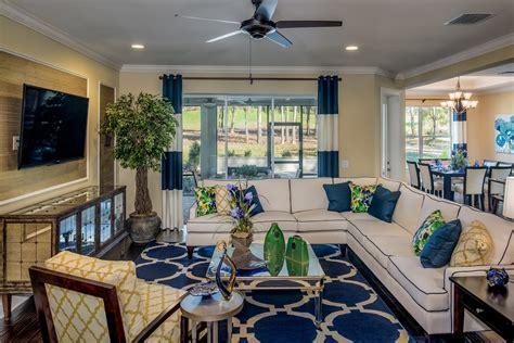 new model home at southern hills plantation ideal living how color creates magic in greenpointe homes model homes