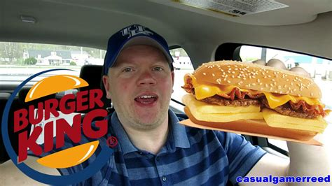 king supreme reed reviews burger king supreme breakfast sandwich