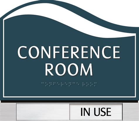 room signs for conference room signs conference room slider signs