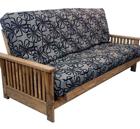 mission futon mission futon frame home decor