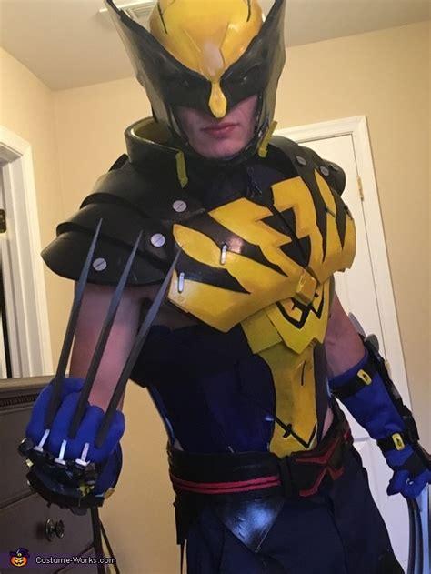 square enix wolverine armor costume original diy costumes