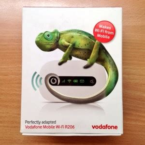 vodafone mobile wifi r206 vodafone mobile wi fi r206 setup review jh it solutions