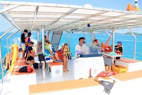 catamaran sailing koh samui seahorse catamaran yachts tours on koh samui