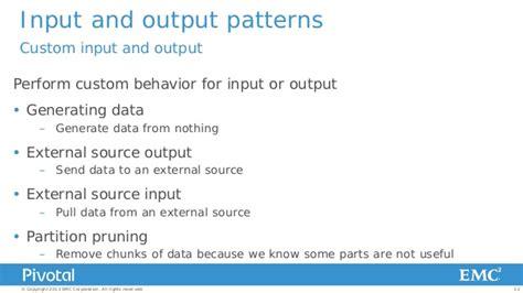 pattern matching hadoop hadoop design patterns