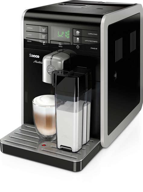 Moltio Kaffeevollautomat HD8769/01   Saeco