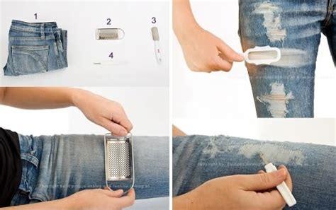 como decorar mis jeans rotos ideas para reciclar ropa