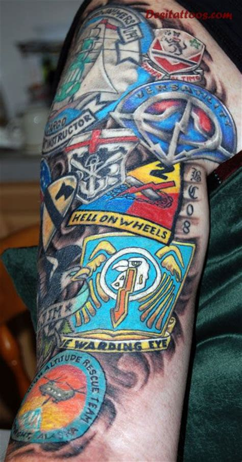 military sleeve tattoos tattoos and designs page 12