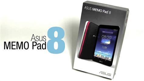 Tablet Asus Memo Pad 8 biareview asus memo pad 8